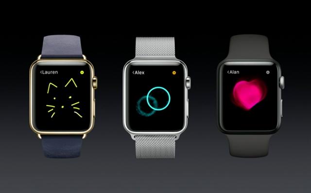 Tính năng đặc biệt trên Apple Watch, mang lại cách liên lạc và thể hiện cảm xúc mới cho người dùng