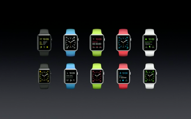 Phiên bản Apple Watch Sport