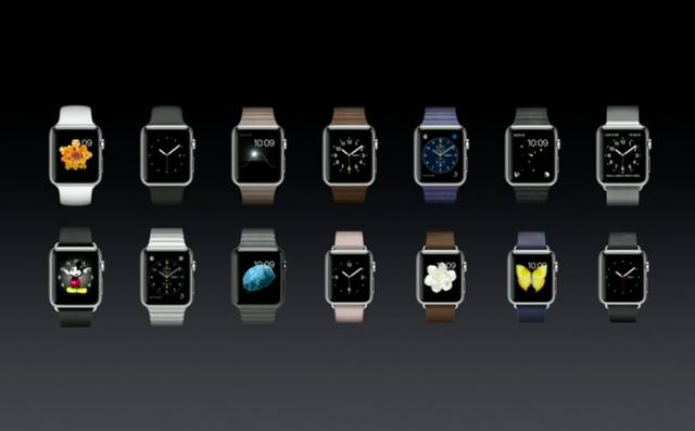 Phiên bản Apple Watch Regular