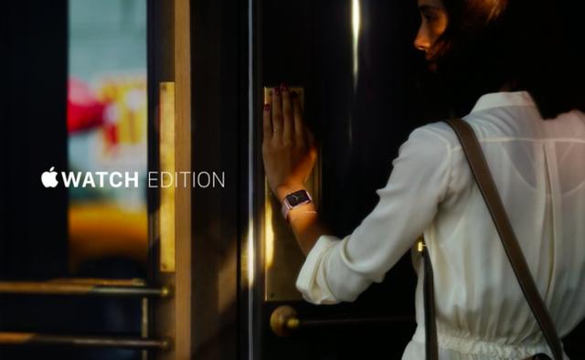 Phiên bản Apple Watch Edition