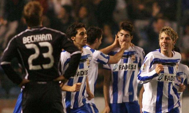 Real đã chinh phạt hầu khắp châu Âu, tuy nhiên, chẳng đội bóng lớn nào khiến Los Blancos cảm thấy e dè như CLB phía tây bắc TBN - Deportivo La Coruna. Real chỉ thực sự chấm dứt 19 năm không đánh bại được CLB sọc trắng xanh này sau chiến thắng 3-1 vào năm 2010