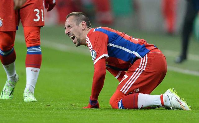 Chấn thương của các trụ cột là nguyên do chính khiến Bayern Munich ngã ngựa trước đối thủ này.
