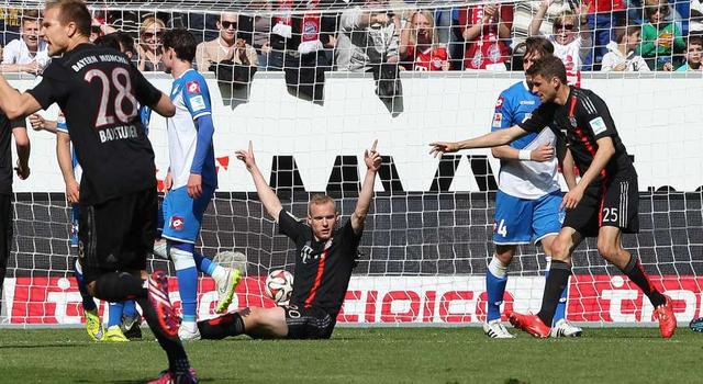Mặc dù vậy, Bayern Munich vẫn có được điều mình cần là những chiến thắng.