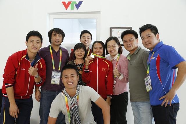 Bên cạnh đó, lực lượng sản xuất các chương trình thể thao của VTV cũng được tập trung theo hướng chuyên môn hóa.