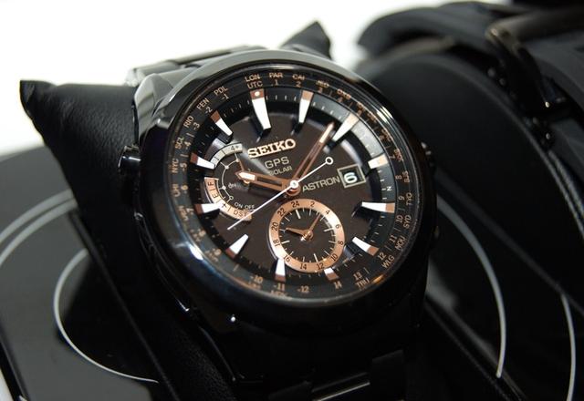 Với mức giá 350 USD, người dùng hoàn toàn có thể sở hữu những chiếc đồng hồ sang trọng từ nhà sản xuất Seiko