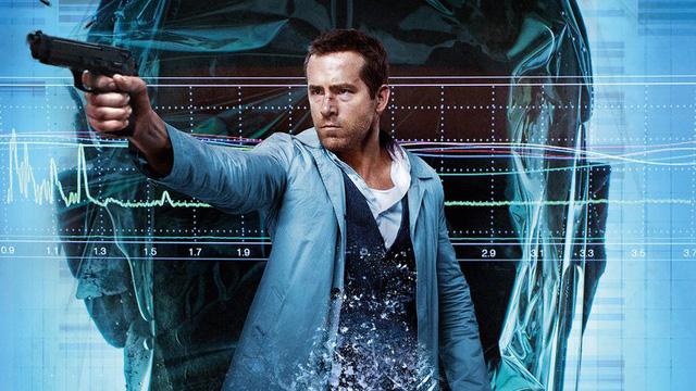 Ryan Reynolds trong phim Self/Less