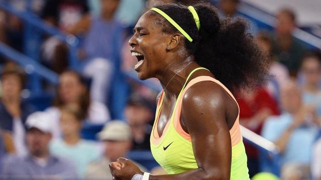 Serena chưa có đối thủ ở Grand Slam trong 12 tháng qua.