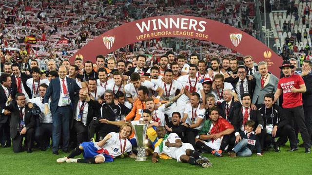 Sevilla đang hướng tới mục tiêu lần thứ 4 vô địch Europa League