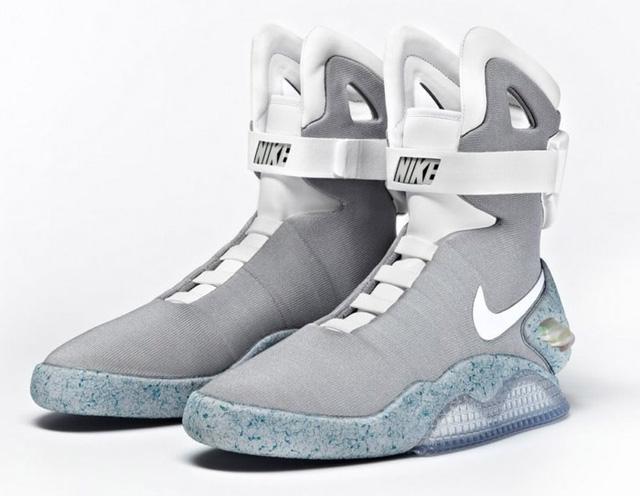 Phiên bản giày thể thao Nike MAG với số lượng có hạn