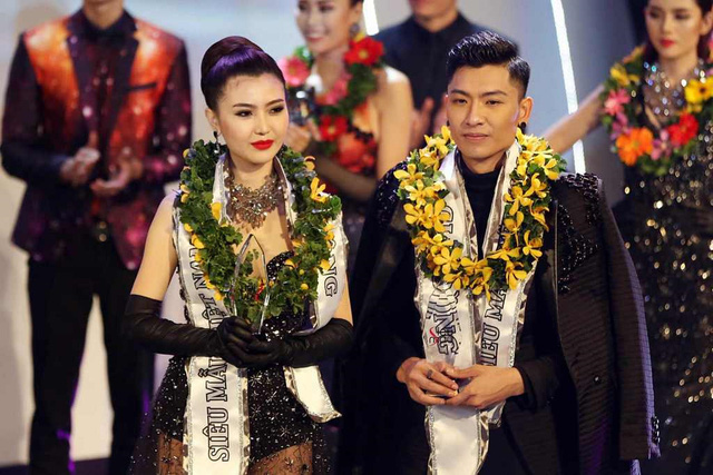 Nguyễn Ngọc Duyên và Trần Trung (Ảnh: Độc Lập)