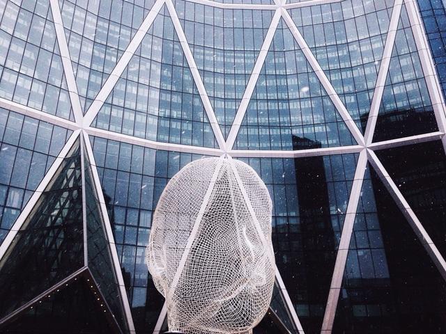 The Bow, Alberta, Canada. Ảnh: Luke Schoepf/Snapwire.