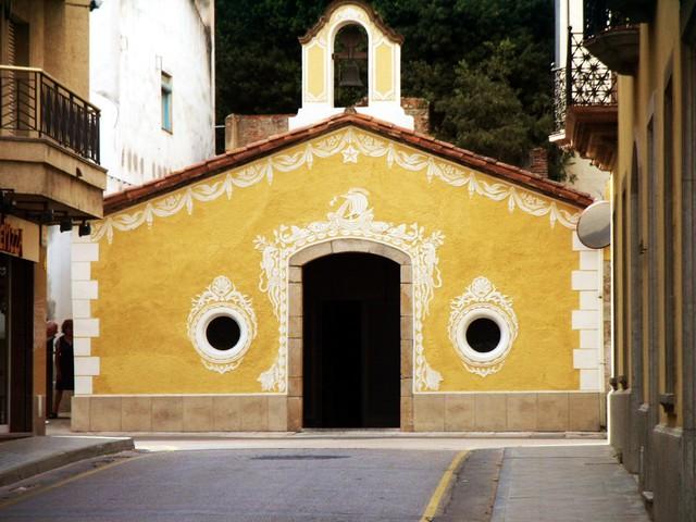 Nhà thờ Iglesia de Nuestra Señora de la Esperanza, thành phố Blanes, Tây Ban Nha. Ảnh: Cindy Van Den Heuvel/ Snapwire.