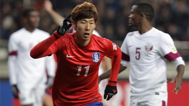 Ngôi sao của Hàn Quốc Son Heung Min