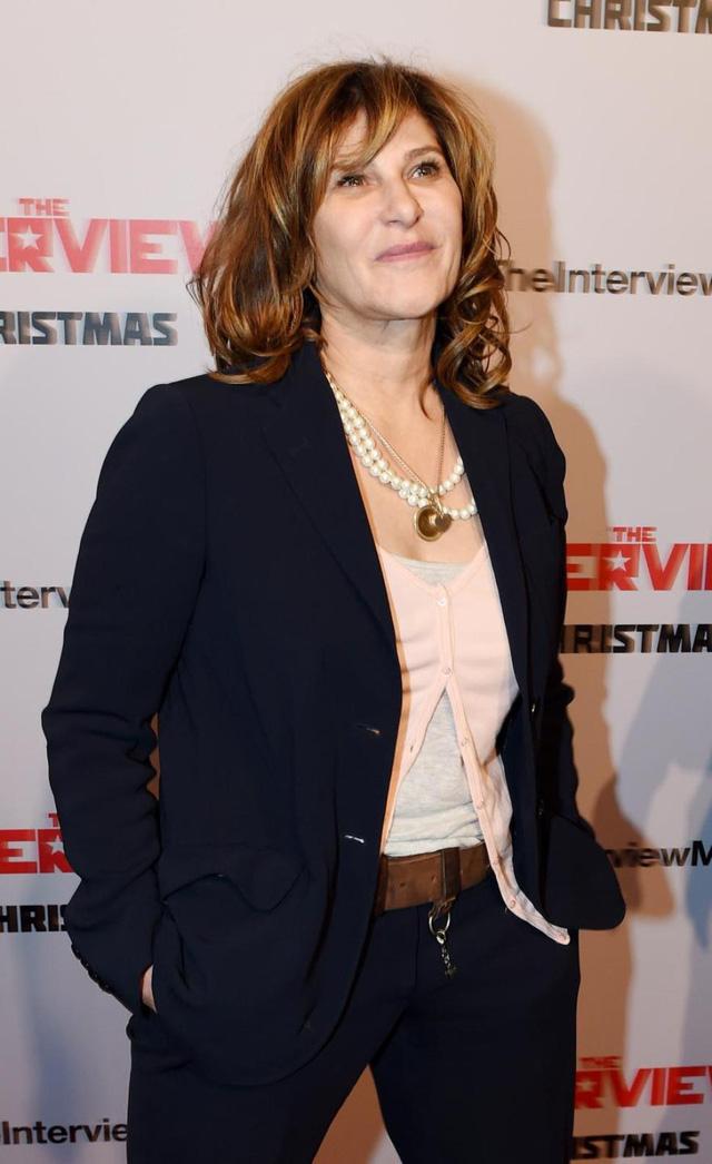 Amy Pascal từng được đánh giá là một trong những người phụ nữ quyền lực nhất Hollywood