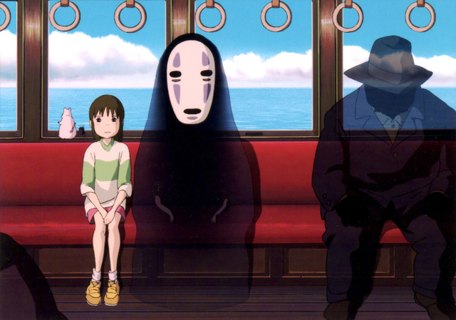 Phim Spirited Away