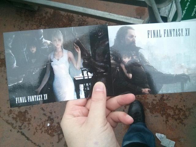 Những tấm postcard tuyệt đẹp của trò chơi Final Fantasy XV