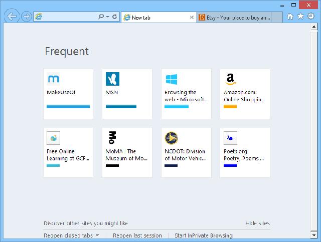 Mở trình duyệt Internet Explorer