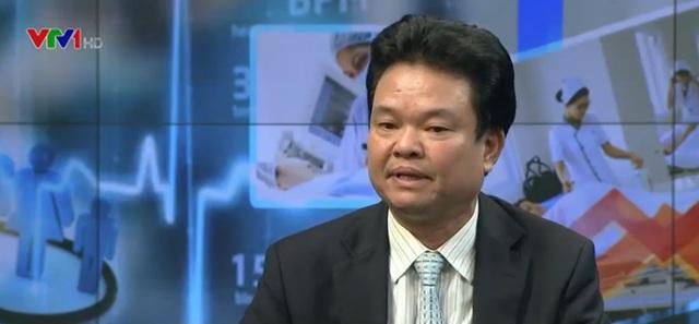 PGS.TS Phạm Lê Tuấn – Thứ trưởng Bộ Y tế