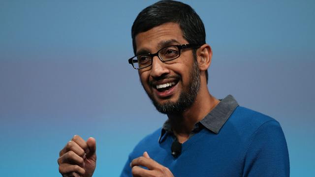 Sundar Pichai - CEO của Google