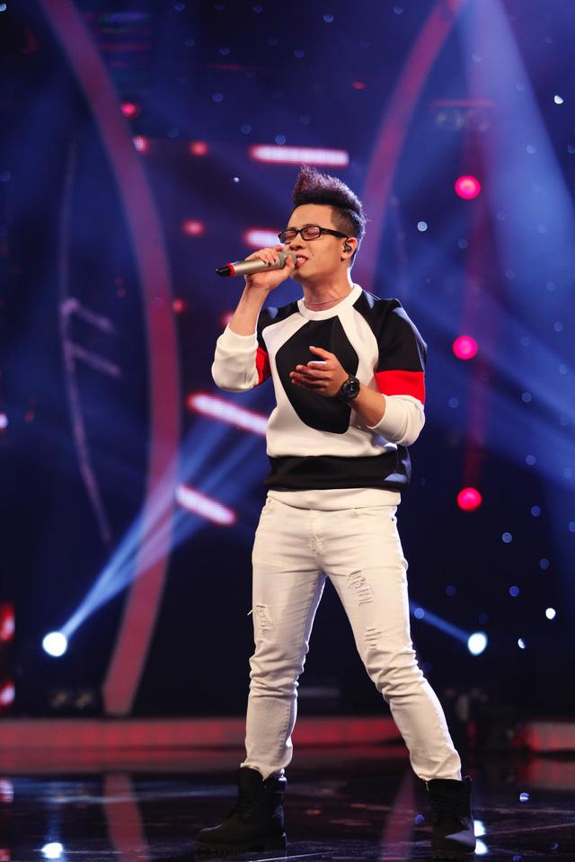 Nhận được rất nhiều lời khen, Sỹ Tuệ đã có một ngôi sao từ nhạc sĩ Lưu Thiên Hương.