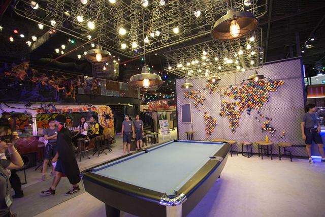 T-CLB là địa điểm vui chơi cá tính mới của giới trẻ Hà thành tại AEON Mall Long Biên