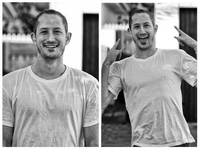 Kevin, làm trong lĩnh vực công nghệ ở Cape Town (Nam Phi): Tôi không thấy mình già đi, mà có nhiều trải nghiệm hơn trong cuộc sống. Điều đó quả thực rất hay!.