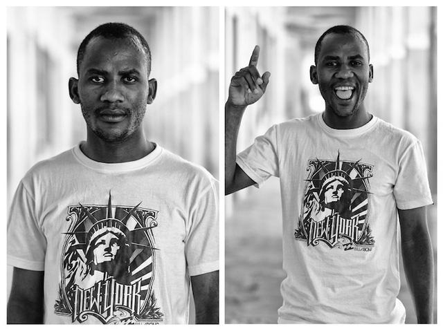Faruk, một ngư dân ở Mozambique: Ở độ tuổi 30, tôi sẽ luôn nghĩ đến cụm từ ngay bây giờ. Tại sao ư? Vì tôi có thể sẽ kiếm được công việc tốt hơn và thu nhập khá hơn trước.