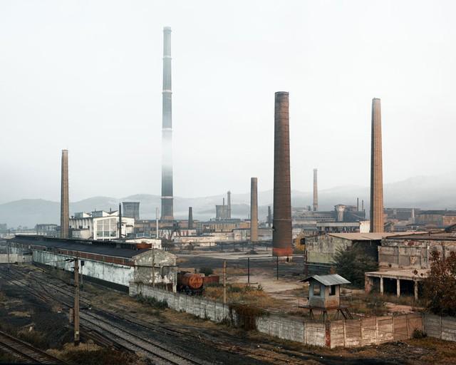 Nhà máy Copsa Mica (Copsa Mica, Trung Romania), 2013