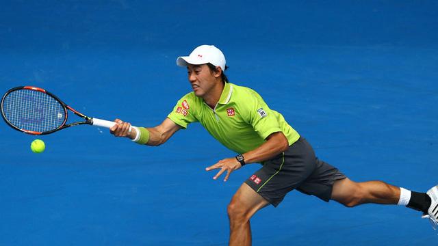 Tay vợt người Nhật thừa nhận đã mắc nhiều sai lầm trong trận chung kết.