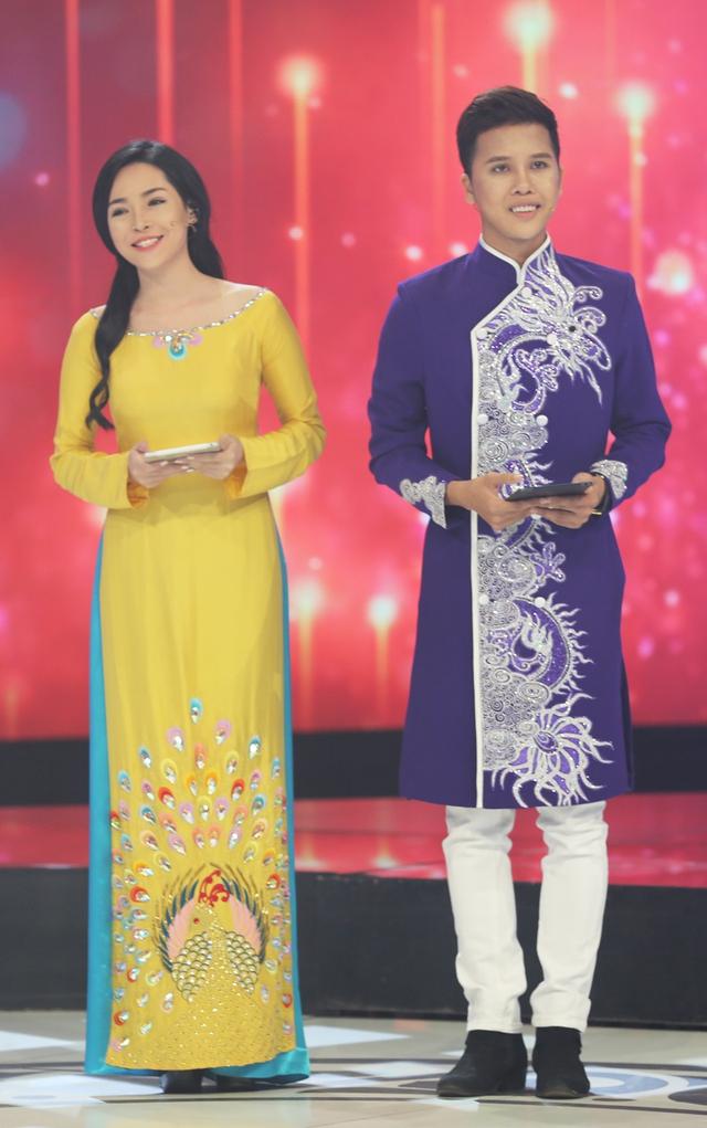 Nụ cười đã trở nên rạng rỡ hơn với Thanh Quỳnh và Nam Phương.