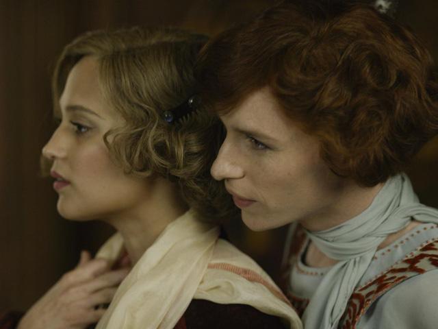 Alicia Vikander và Eddie Redmayne trong phim The Danish Girl của Tom Hooper. (Ảnh: Independent)
