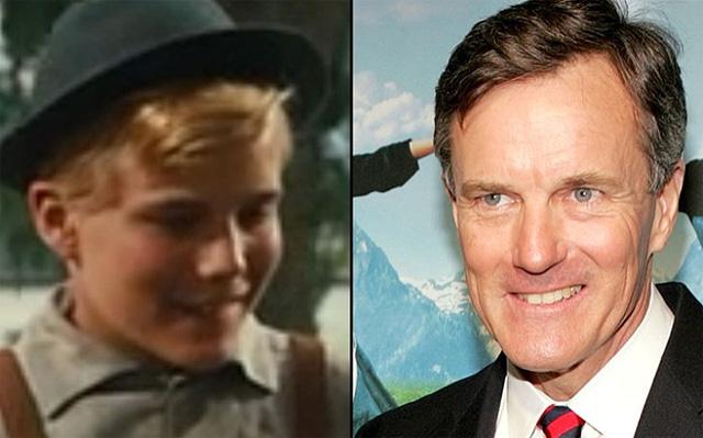 Nicholas Hammond - cậu bé Friedrich von Trapp của 50 năm trước, bây giờ đã ở tuổi 64.