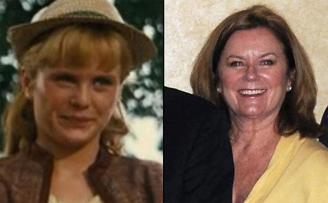 Heather Menzies Urich - diễn viên vào vai Louisa von Trapp. Khi tham gia The Sound of Music, Urich mới 15 tuổi. Năm nay bà đã bước sang tuổi 65.