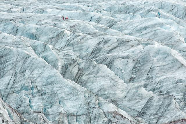 30. Dãy núi Skaftafell ở Iceland