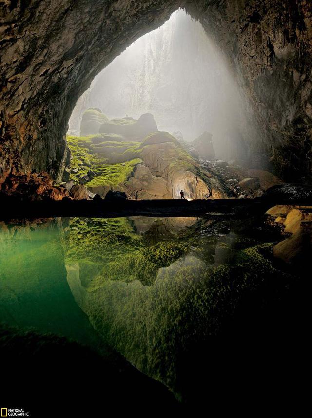 Hang Sơn Đoòng ở tỉnh Quảng Bình, Việt Nam