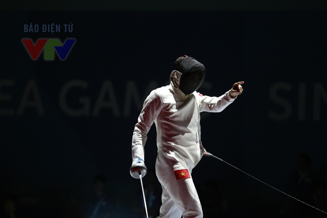 Đòn bẩy tâm lý thực sự đã khiến Nguyễn Tiến Nhật thi đấu cực kỳ hưng phấn.
