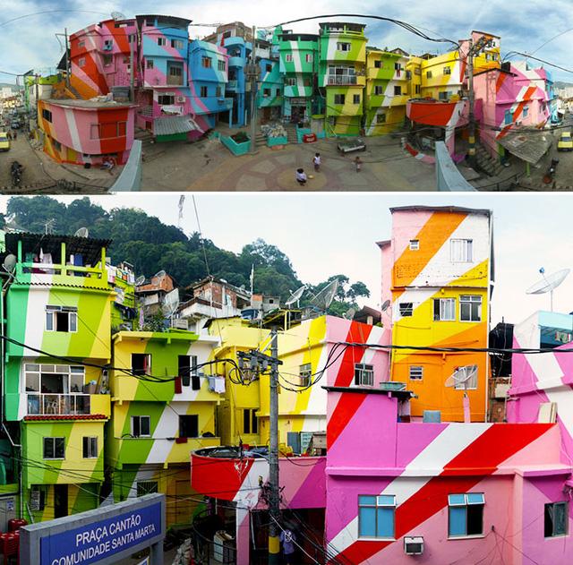 Khu nhà ở Rio De Janeiro (Brazil)