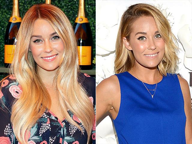 Sau khi kết hôn, ngôi sao truyền hình của Mỹ - Lauren Conrad – đã tạm biệt mái tóc dài óng mượt quen thuộc và thay đổi trong hình ảnh mới.