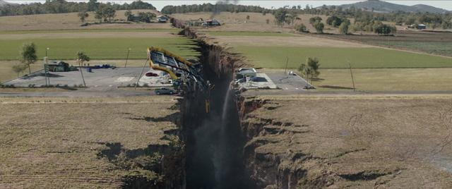 Khe nứt San Andreas đã được kéo dài và mở rộng sau cơn địa chấn (Ảnh: Internet)