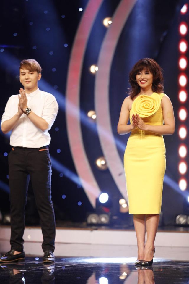 Khắc Minh và Thảo Nhi nằm trong nhóm thí sinh xuất sắc tuần 10 Học viện ngôi sao 2015.