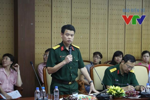 Ông Cao Vũ Tuấn - Phó Tổng Giám đốc Tổng công ty Viễn thông Viettel, đặt mục tiêu lớn hơn cho chương trình cho giai đoạn 2 và hy vọng nhận được sự chung tay góp sức từ cộng đồng.