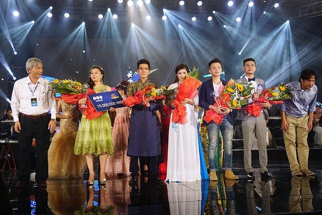 Các thí sinh đạt giải Ba ở 3 dòng nhạc