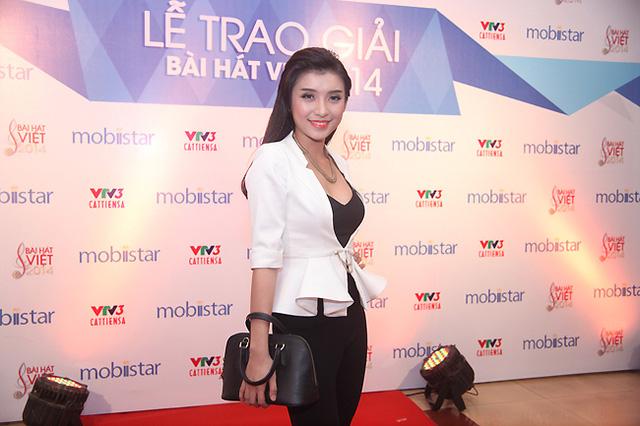 Nữ ca sĩ Tiêu Châu Như Quỳnh.