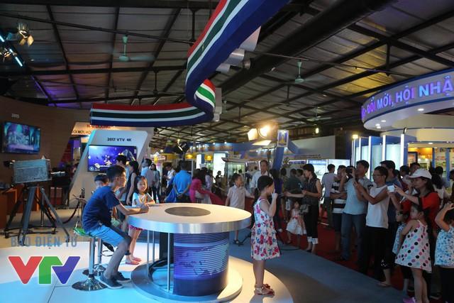 Triển lãm mở cửa từ ngày 28/8/2015 - 3/9/2015 tại Trung tâm Hội chợ Triển lãm Giảng Võ, Hà Nội.