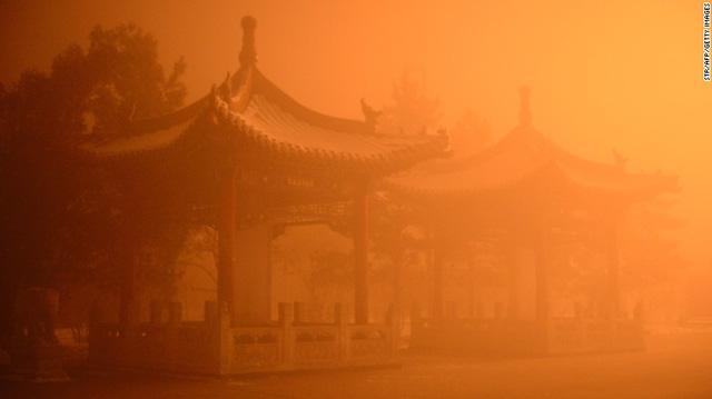 Tình trạng ô nhiễm làm nhiều điểm du lịch ở Mông Cổ thưa thớt khách hơn.