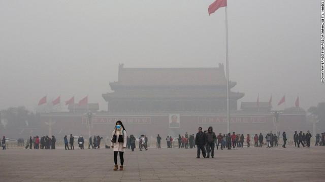 Tình trạng ô nhiễm cũng khiến lượng du khách tới đây giảm đi đáng kể.
