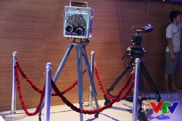 """Camera """"Ngựa trời"""" - thiết bị ghi hình trong những buổi phát sóng truyền hình đầu tiên tại Việt Nam"""