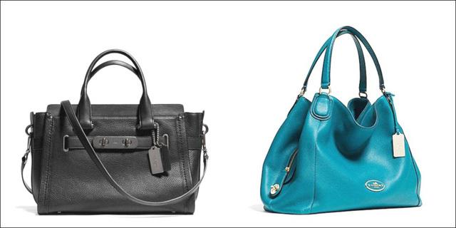 Kết hợp hài hòa giữa những nét cổ điển và sang trọng, thương hiệu nổi tiếng này thiết kế những chiếc túi xách có giá từ khoảng 300 USD trở lên.