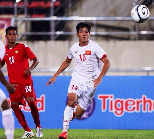 Dù không ghi bàn song Tiến Linh đã thi đấu rất hay trên hàng công của U19 Việt Nam