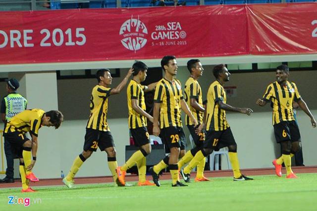 U23 Malaysia dường như chưa tung hết sức và vẫn là ẩn số dù đã có trận ra mắt tại SEA Games 28.